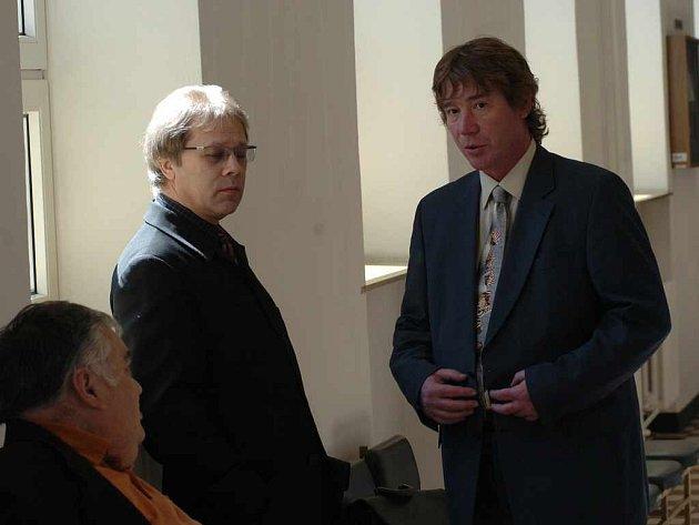Milan Čavojský, kterého soud poslal za mříže na tři roky a deset měsíců, považuje rozsudek za chybný.