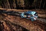 KOWAX Valašská Rally ValMez 2021. RZ Poličná. 28. března 2021. Odložilík Roman - Tureček Martin.