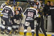 Předkolo play off hokejové extraligy – 1. zápas: HC Vítkovice Steel - HC ČSOB Pojišťovna Pardubice 8:2