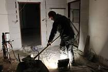 Oprava vanového oddělení v Sanatoriu Klimkovice.