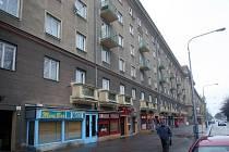 Dům na Hlavní třídě v Ostravě-Porubě, jehož vlastníkem je RPG Real Estate.