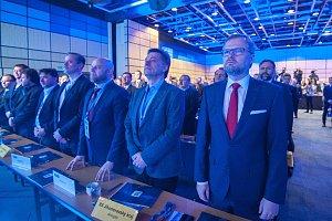 28. kongres ODS v Ostravě