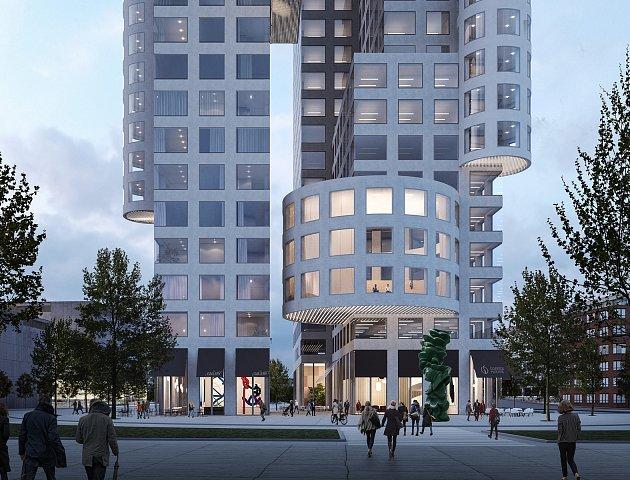 Ostrava Tower!!! Takto by měl vypadat nový ostravský mrakodrap a nejvyšší stavba tohoto typu unás. Definitivní podoba bude známa asi za měsíc.