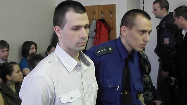 Odvolací soud potvrdil tři roky vězení Radku Opiolovi.