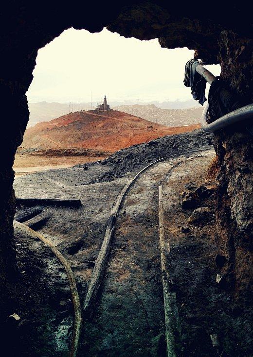 POD FOTO:e_POTOSÍ, cesta vede i přes kdysi největší stříbrné doly světa.Foto: archiv Jana Rendla