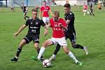FC Baník Ostrava B - Uherský Brod 2:1 (17. kolo MSFL, 8. 9. 2021).