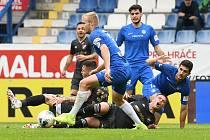 Martin Fillo - 30. kolo FORTUNA:LIGA, FC Slovan Liberec - FC Baník Ostrava, 14. června 2020 v Liberci.
