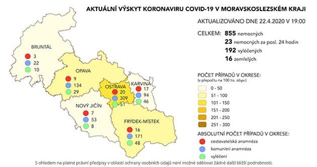 Mapa KHS, 22.dubna, 19hodin.