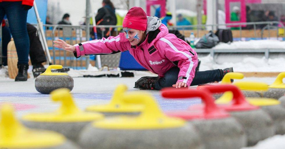 Olympijský festival v Ostravě, 10. února 2018