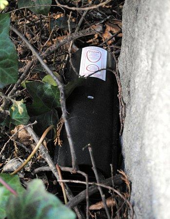Nové pasti na potkany se vtěchto dnech objevily vcentru Ostravy.