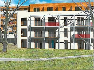 Komplex  pro seniory v Petřkovicích