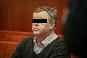 Bývalý exekutor Čeněk B. byl odsouzen k šesti rokům vězení.