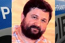 Pohřešovaný David Kantor.