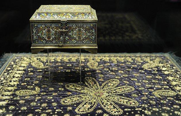 Poklady ázerbájdžánské historie a kultury budou vystaveny pro veřejnost vod 19.prosince 2012do 28.února 2013vOstravském muzeu.
