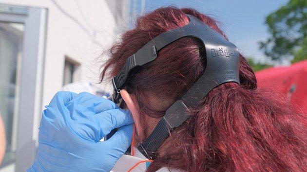Hasiči vydensifikovali prostory Alzheimer centra
