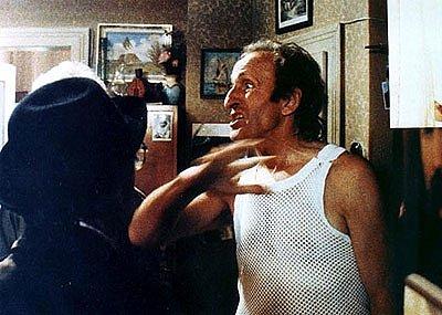 Franciszek Pieczka ve filmu Díky za každé dobré ráno.