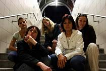 Skupinu Kapriola tvoří mladé ženy, které si podmanily rock.