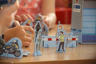 Policie představila novou hru pro děti od tří let