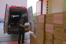 Krajské distribuční centrum osobních ochranných prostředků