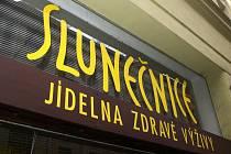 Jídelna zdravé výživy Slunečnice, kterou najdete v centru Ostravy