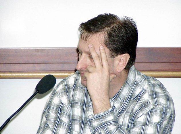 Martin Štefek u soudu