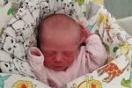 Klaudie Labajová, Třinec, narozena 14. června 2021, míra 49 cm, váha 2940 g Foto: archiv rodiny