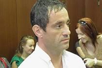 Pavel Indruch před soudem prohlásil, že se pouze bránil útoku přesily.