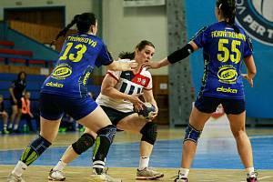Házená žen, MOL liga, DHC Sokol Poruba - Michalovce2
