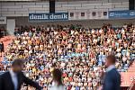 56. ročník atletického mítinku Zlatá tretra, který se konal 28. června 2017 v Ostravě.