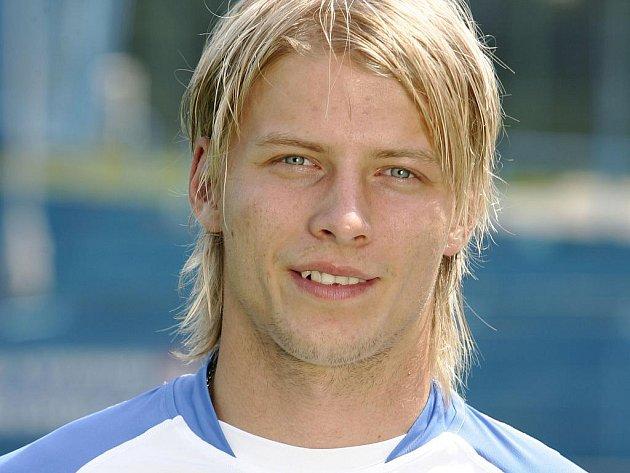 Bývalý fotbalista Baníku Tomáš Mičola.