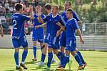 Přípravný zápas FC Baník Ostrava vs. FC Slovácko 6:1