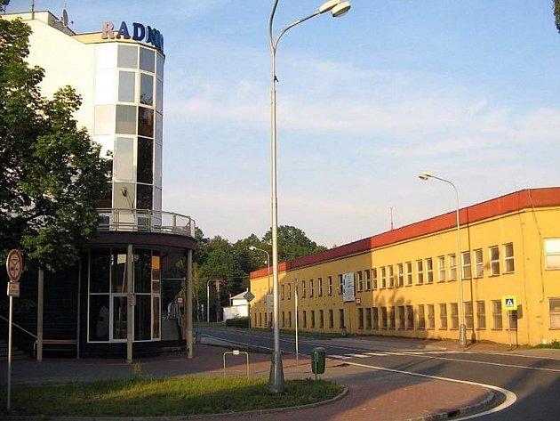 Radnice v Ostravě-Porubě