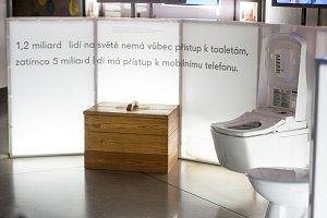 Toalety v Dolních Vítkovicích