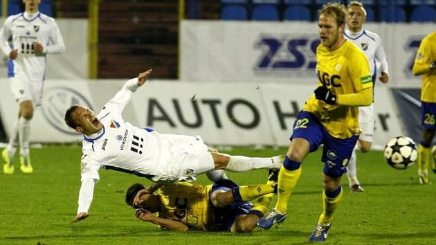 FC Baník Ostrava – FK Teplice 0:0