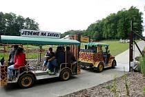 Zoo Ostrava zahájila provoz nového safari.