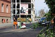 Skelet na Havlíčkově nábřeží italská společnost v této chvíli dostavovat nehodlá. Už nějaký čas se jedná se o prodeji…