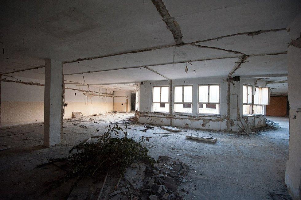Osud komplexu budov tvořící dohromady objekt známý pod jménem Módní dům Ostravica-Textilia stále není jasný.