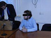 Jan M. v pondělí nejprve telefonoval na soud, že opět nemůže přijít. Nakonec dorazil.