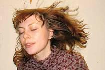 Zpěvačka a kytaristka Islaja