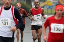Maratón v centru Ostravy