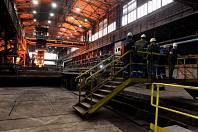 Třinecké železárny. Ilustrační foto.