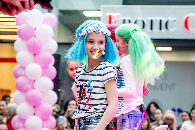Oslava 60let Barbie, obchodní centrum Nová Karolina, 9.března 2019vOstravě.