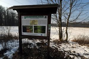 Přírodní rezervace Rezavka.