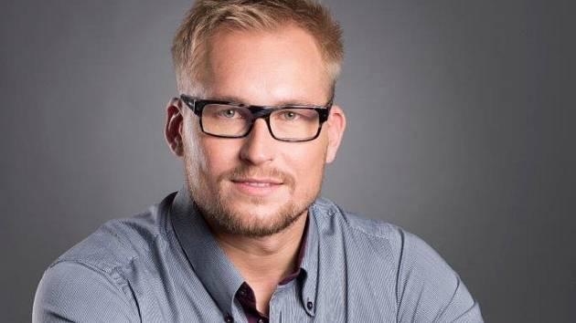 Tomáš Lučan, marketingový manažer OC Forum Nová Karolina.