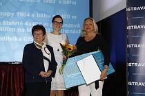 Nejlepším sportovcem roku 2018 v Ostravě vyhlášen motocyklista Schwarz
