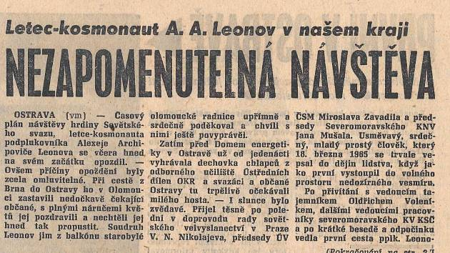 Nová svoboda 13. 5. 1965