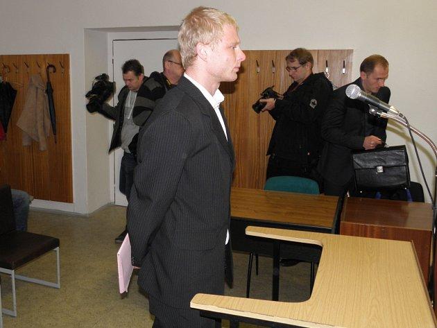 Nad Michalem Kühnelem se vznáší hrozba trestu od pěti do dvanácti let.