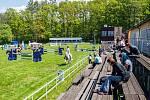 Jezdectví - Velká cena Ostravy (český skokový pohár), 18. května 2019 ve Staré Bělé.