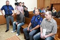 Šéfovi lupičského gangu Davidu Arbetovi soud zpřísnil trest z deseti na dvanáct let.