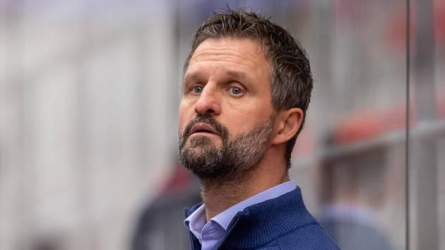 Trenér slovenské hokejové reprezentace do dvaceti let Róbert Petrovický.